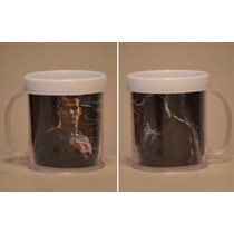 Lote 10 Tazas Batman Vs Superman Plastica Personalizada