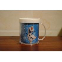 Tazas Olaf - Frozen Plastica Personalizada