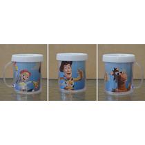Tazas Woody Jessy Y Tiro Al Blanco Toy Story