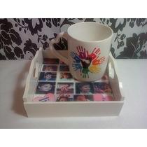 Tazas Infantiles Y Personalizadas (de Ceramica O Plasticas)