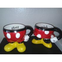 Taza Minnie O Mickey