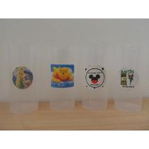 Souvenirs, Vasos Con Stickers Personalizados,cumpleaños