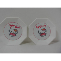 Platos Plasticos Octogonales Personalizados Ideal Cumpleaños