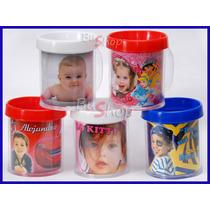 Taza Souvenir Infantil - Foto Personalizada - Cumple Años