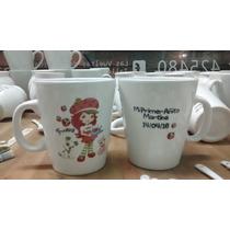Souvenir Taza De Ceramica Personalizada