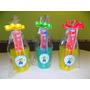 Vasos Plásticos Personaliz.c/ Cepillo Dientes Combo X 50 Uni
