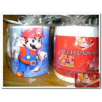 Tazas Personalizadas Cumpleaños Egresados Souvenir Bautsimo