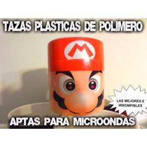 Tazas Plasticas De Polimero Personalizadas