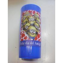 Vasos Plasticos Personalizados Dia Del Amigo Lavables 10u