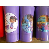 Frozen, Sofia, Vasos Personalizados Con Tapa Y Bombilla!