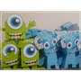 10 Bolsitas Golosineras Monster Inc