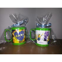 Tazas Personalizadas Jake Ypiratas - Mickey - Escudo Clubs