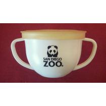 Taza De Plastico Zoo San Diego Eeuu No Hay Publicadas Usada