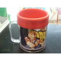 Taza Dragon Ball Plastica