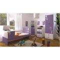 Combo Cuna Funcional + Ropero + Chifonier + Mueble Infantil