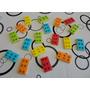 Lego Cookies/ Galletitas Tematicas!!!