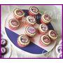 Cupcakes Nº10 Por Docena Con Imagen