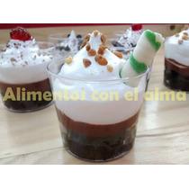 Shot Dulces En Vasito!!!!mini Tortas!!! Palermo!!!!