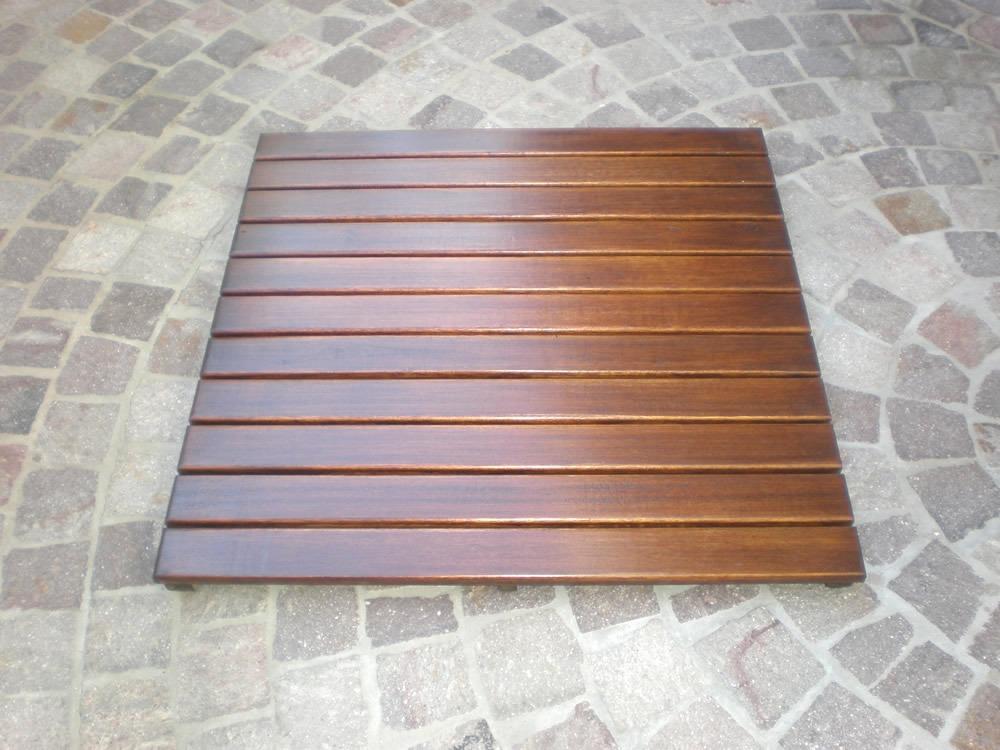 Piso Para Baño De Madera:Deck De Madera Para Cabina De Ducha, Alfombras De Baño Deck – $ 395