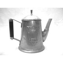 Cafetera Metal Plateado (688)f