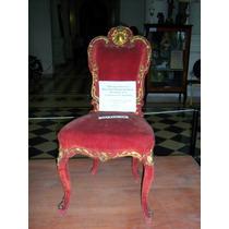 Historical*- Silla Isabelina-pertenecio A J.m.de Rosas -envi