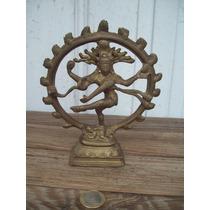 Figura De Bronce Dios Shiva