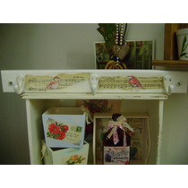 Antiguo Perchero Shabby