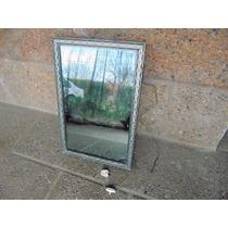 Espejo Rectangular Con Luz Y Diseño