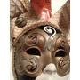 Preciosa Máscara Veneciana Auténtica Decoración