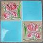 El_kin * Increible Mayolica Antigua Motivo Flores