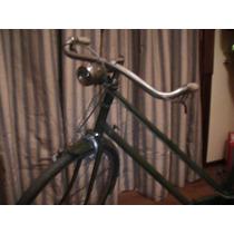 Bicicleta Italofrancia Prima Impecable Decada Del 40 Al 5