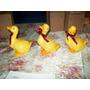 Patos Chicos Amarillos 14x13 Cm Decoracion Adorno