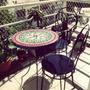 Mesa Con Venecitas - Hermosos Diseños!!