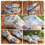 Hormas De Zapato Vintage Decoradas