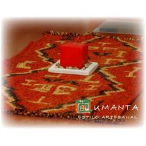 Caminos - Carpetas De Mesa - Textil Artesanal - Chenille