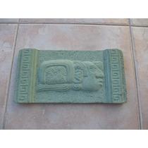 Adorno Replica Mosaico De Pared Maya