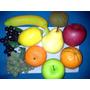 Frutas Y Hortalizas Grandes Decorativas Banana