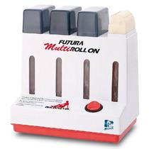 Depiladora Roll On 4 Cart. Calentador Arcametal Multi-futura