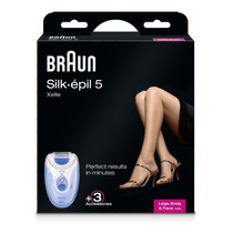 Depiladora Braun Silk Epil 5 5580 Alemana Garantia Oficial