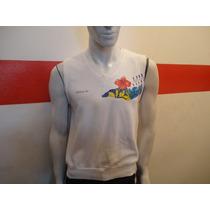 Buzo Chaleco De Friza Adidas