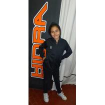 Indumentaria Deportiva Campera De Niños Unisex Hidra Sport