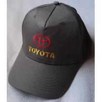 Toyota Gorras Logo En Frente Modelo Exclusivo