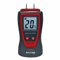 Medidor Humedad Digital Galileo 4 Sondas Lcd Rapido Preciso