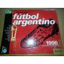Atlas Futbol Argentino 20 Laminas Completo Boca River Racing