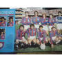 Poster . Revista Super Futbol . San Lorenzo Instituto Cba