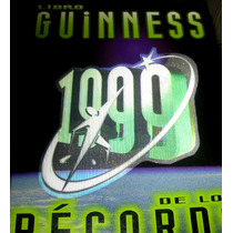Libro Guinness 1999 Tapa Dura Impecable 264 Pág Plast Color
