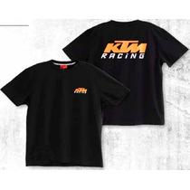 Ktm Fox Remera Racing Tee 2016 Enduro Motocross
