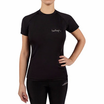 Remera Running Dama Space Montagne