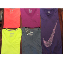 Remera Nike Legend Dri Fit Mujer - Original Usa