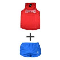 Conjunto Deportivo Para Running Corvus